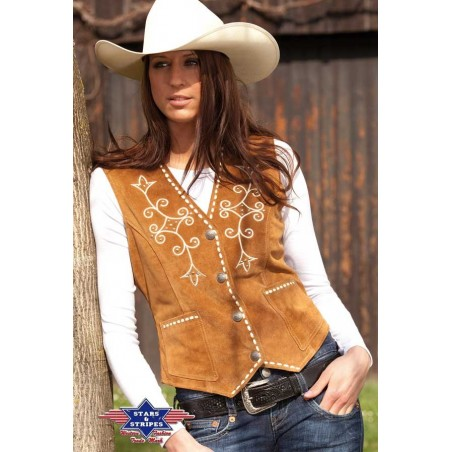 Stars & Stripes Womans Western Shirt